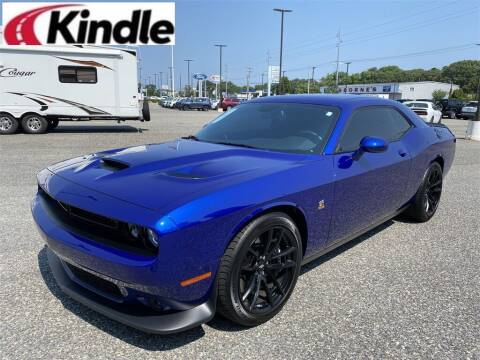 2021 Dodge Challenger for sale at Kindle Auto Plaza in Cape May Court House NJ
