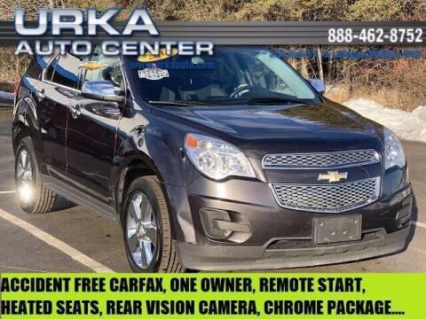 2014 Chevrolet Equinox for sale at Urka Auto Center in Ludington MI