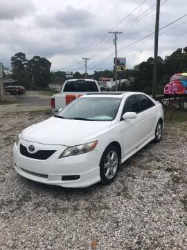 2009 Toyota Camry for sale at J&J Motors in Hot Springs AR