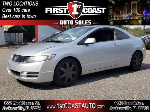 2010 Honda Civic for sale at 1st Coast Auto -Cassat Avenue in Jacksonville FL