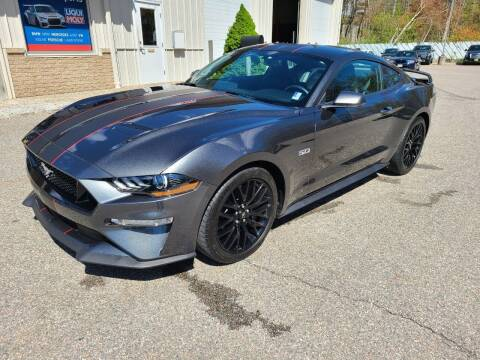 2019 Ford Mustang for sale at Medway Imports in Medway MA