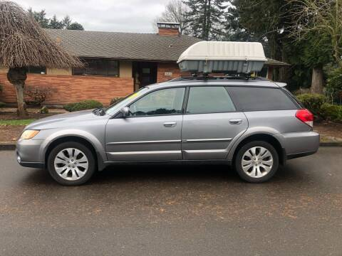 2009 Subaru Outback for sale at Blue Line Auto Group in Portland OR