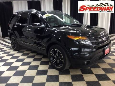 2013 Ford Explorer for sale at SPEEDWAY AUTO MALL INC in Machesney Park IL