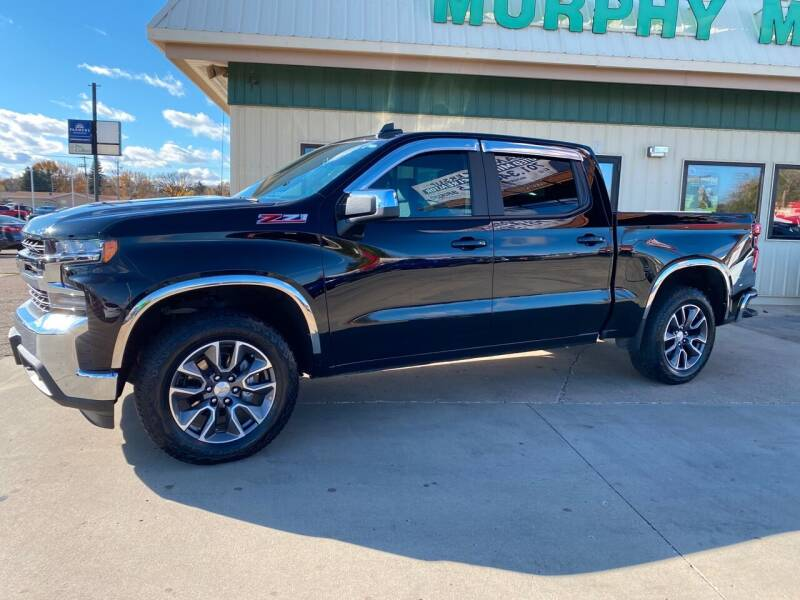 2019 Chevrolet Silverado 1500 for sale at Murphy Motors Next To New Minot in Minot ND