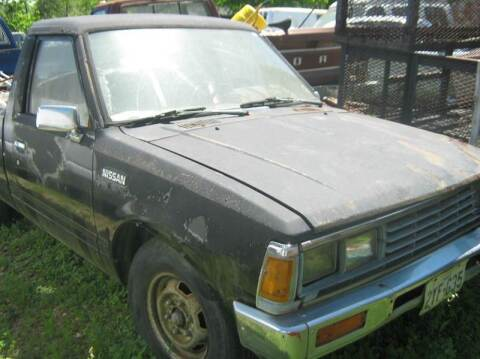 1986 Nissan Truck for sale at Ody's Autos in Houston TX
