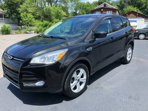 2014 Ford Escape for sale at JB Auto Sales in Schenectady NY