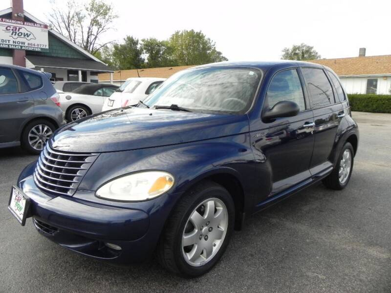 2003 Chrysler PT Cruiser for sale at Car Now in Mount Zion IL