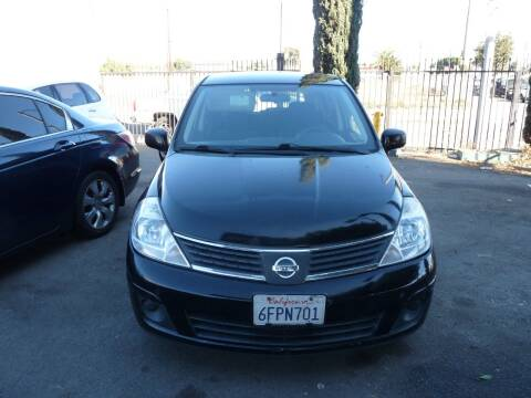 2009 Nissan Versa for sale at Oceansky Auto in Los Angeles CA