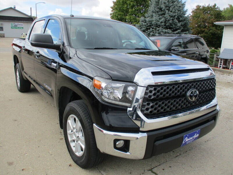 2019 Toyota Tundra for sale at Choice Auto in Carroll IA