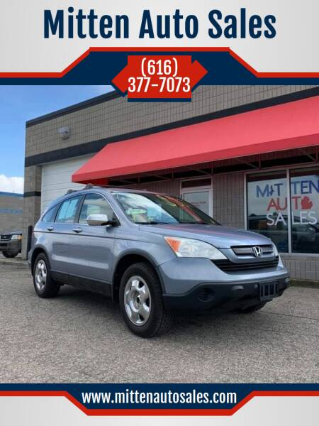 2007 Honda CR-V for sale at Mitten Auto Sales in Holland MI