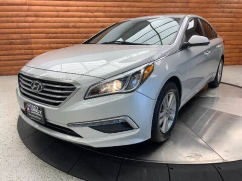 2015 Hyundai Sonata for sale at Dixie Imports in Fairfield OH