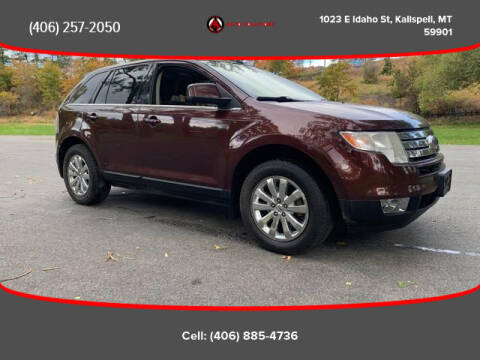 2009 Ford Edge for sale at Auto Solutions in Kalispell MT