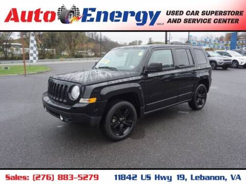 2015 Jeep Patriot for sale at Auto Energy in Lebanon VA