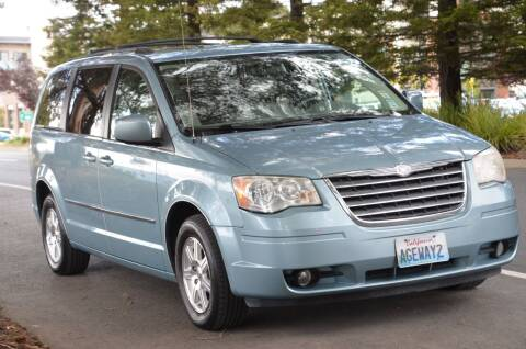 2009 Chrysler Town and Country for sale at Brand Motors llc in Belmont CA