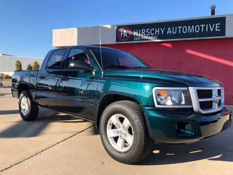 2011 RAM Dakota for sale at Hirschy Automotive in Fort Wayne IN