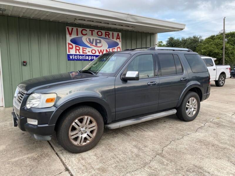2010 Ford Explorer for sale at Victoria Pre-Owned in Victoria TX