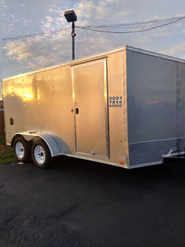 2021 Pace OUT BACK CARGO DELUXE  7X14