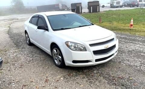 2012 Chevrolet Malibu for sale at Carsko Auto Sales in Bartonville IL