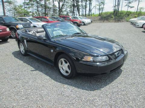 2004 Ford Mustang for sale at Small Town Auto Sales in Hazleton PA