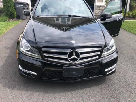2014 Mercedes-Benz C-Class for sale at CARMART Of New Castle in New Castle DE