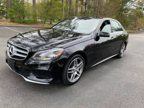 2016 Mercedes-Benz E-Class for sale at Broadway Motoring Inc. in Arlington MA