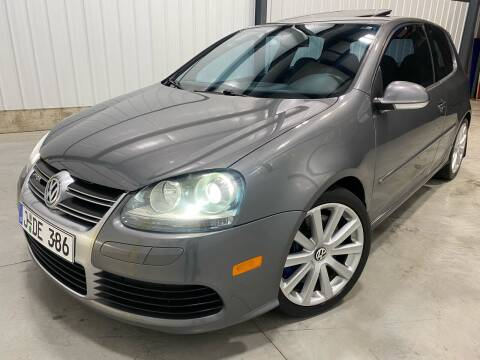 2008 Volkswagen R32 for sale at EUROPEAN AUTOHAUS in Holland MI