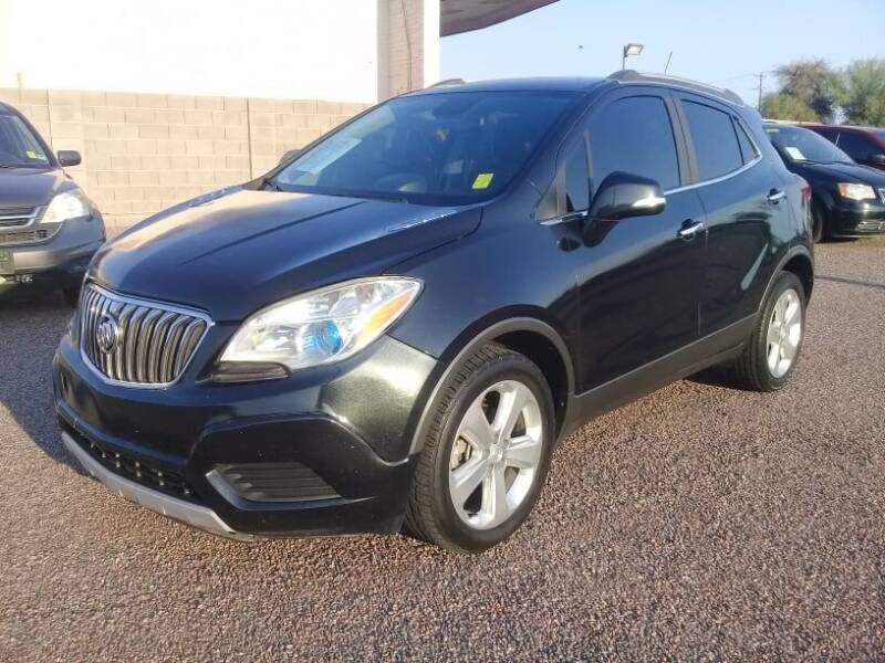 2015 Buick Encore for sale at 1ST AUTO & MARINE in Apache Junction AZ