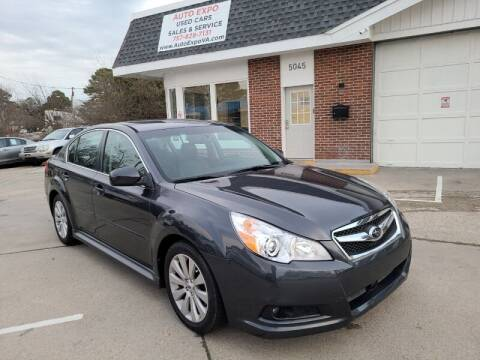 2012 Subaru Legacy for sale at Auto Expo in Norfolk VA