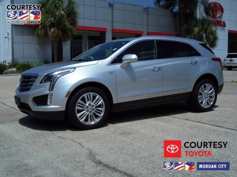 2018 Cadillac XT5 for sale at Courtesy Toyota & Ford in Morgan City LA