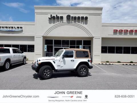 2021 Jeep Wrangler for sale at John Greene Chrysler Dodge Jeep Ram in Morganton NC