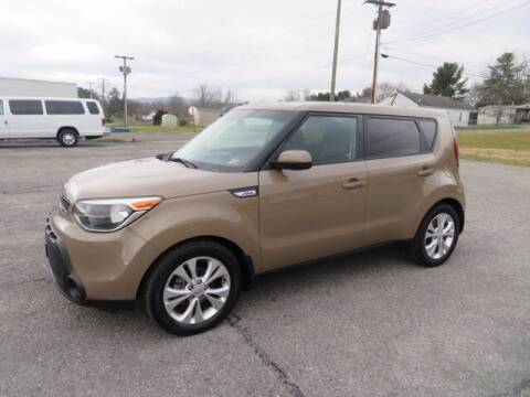 2015 Kia Soul for sale at DUNCAN SUZUKI in Pulaski VA