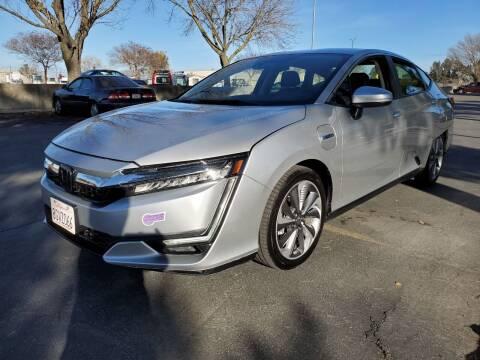 2018 Honda Clarity Plug-In Hybrid for sale at Matador Motors in Sacramento CA