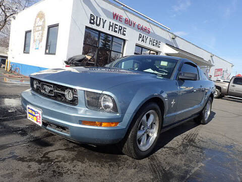 2007 Ford Mustang for sale at Tommy's 9th Street Auto Sales in Walla Walla WA