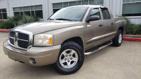 2006 Dodge Dakota for sale at Houston Auto Preowned in Houston TX