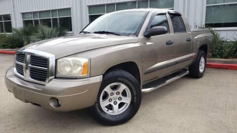 2006 Dodge Dakota for sale at Houston Auto Preowned in Houston TX