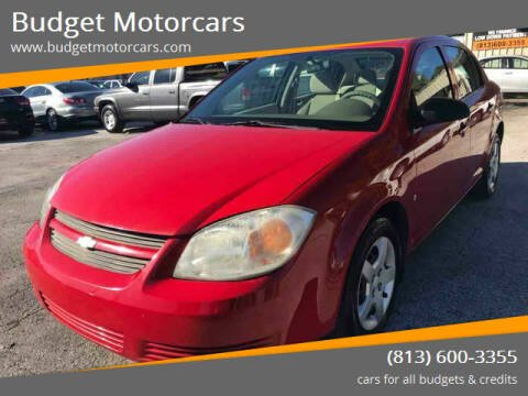 2006 Chevrolet Cobalt for sale at Budget Motorcars in Tampa FL