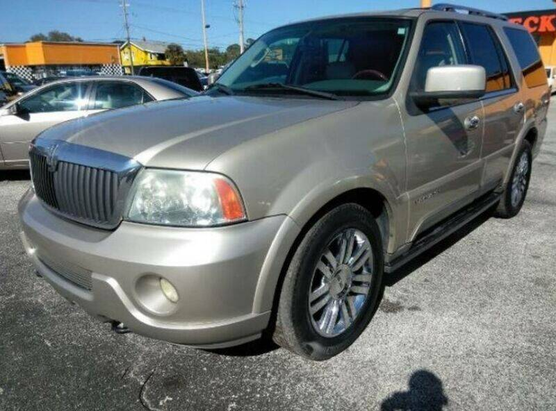 2004 Lincoln Navigator for sale at JacksonvilleMotorMall.com in Jacksonville FL