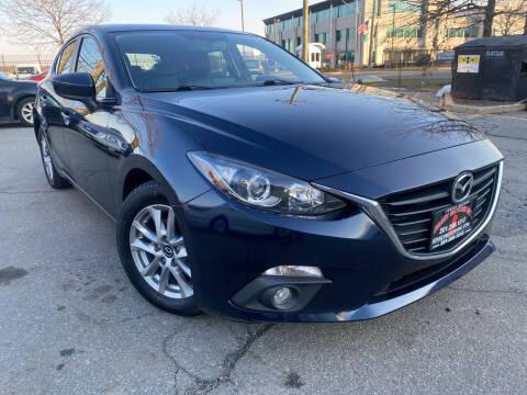 2016 Mazda MAZDA3 for sale at JerseyMotorsInc.com in Teterboro NJ