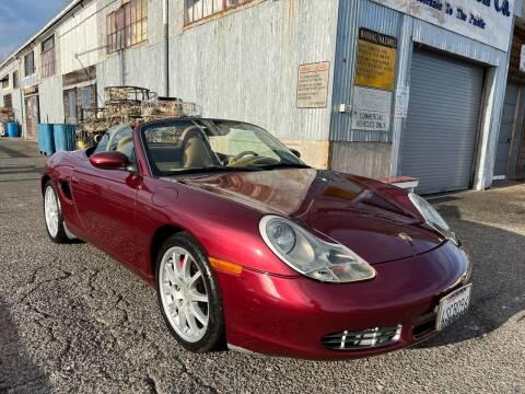 2000 Porsche Boxster for sale at Dodi Auto Sales in Monterey CA