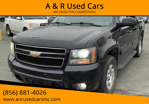 2010 Chevrolet Avalanche for sale at A & R Used Cars in Clayton NJ