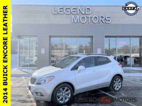 2014 Buick Encore for sale at Legend Motors of Waterford in Waterford MI