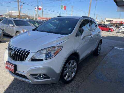 2015 Buick Encore for sale at The Kar Store in Arlington TX