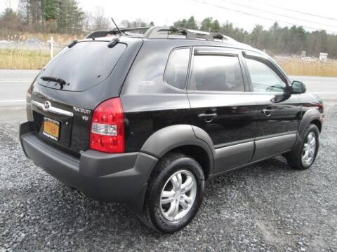 2008 Hyundai Tucson for sale at Saratoga Motors in Gansevoort NY