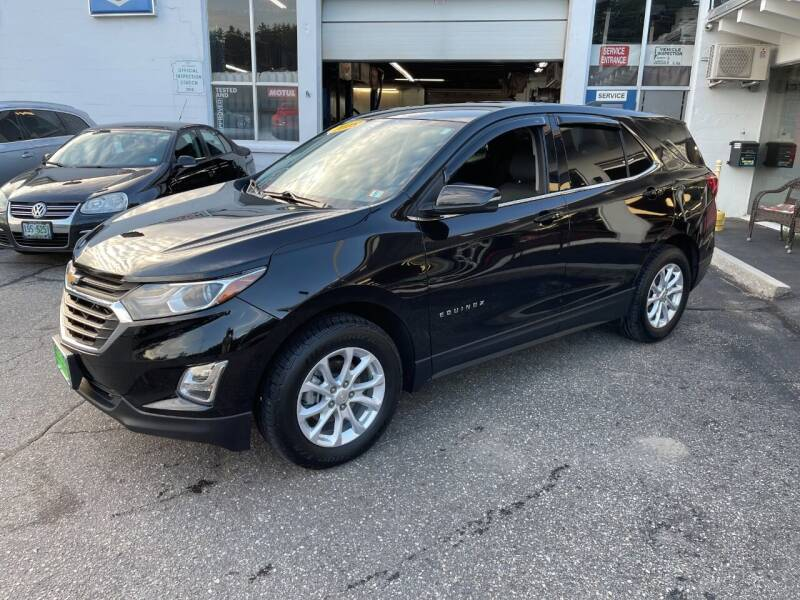 2018 Chevrolet Equinox for sale at Kar Kraft in Gilford NH