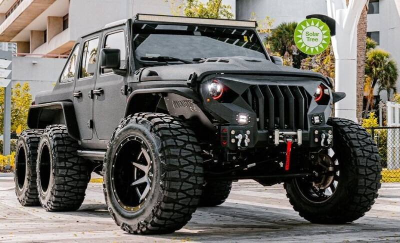 2021 Apocalypse Doomsday for sale at South Florida Jeeps in Fort Lauderdale FL