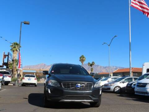 2015 Volvo XC60 for sale at Jay Auto Sales in Tucson AZ