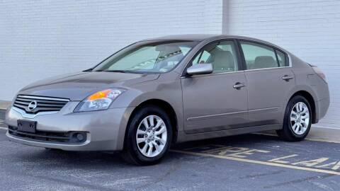 2007 Nissan Altima for sale at Carland Auto Sales INC. in Portsmouth VA