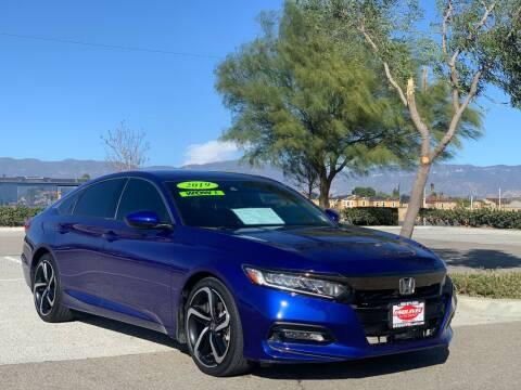 2019 Honda Accord for sale at Esquivel Auto Depot in Rialto CA