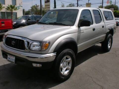 2002 Toyota Tacoma for sale at Williams Auto Mart Inc in Pacoima CA
