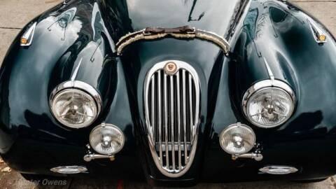 1952 Jaguar XKR for sale at Classic Car Deals in Cadillac MI